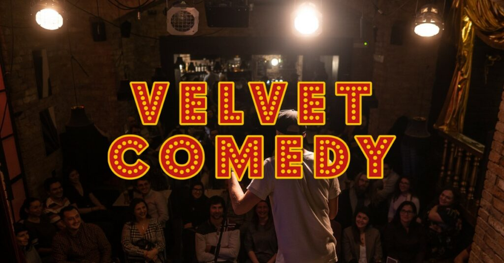 Velvet Friday: Stand-Up Show in English promo picture